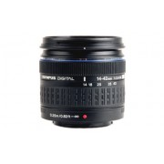 Olympus M.Zuiko Digital 14-42mm f/3.5-5.6 II R Lens (Black)