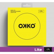 OKKO LITE 37mm CPL Filter