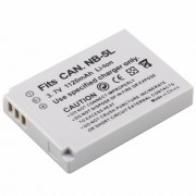 Replacement Battery NB-5L for Canon