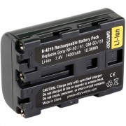 Replacement Battery NP-FM50 for Sony