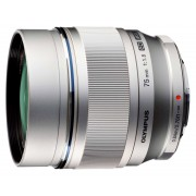 Olympus 75mm f1.8 Micro Four Thirds Lens
