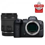 Canon EOS R6 Mirrorless + 24-105mm f/4-7.1 Lens