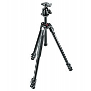 Manfrotto 290 Xtra Aluminium 3-Section Tripod Kit with Ball Head