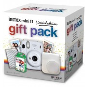 Fujifilm Instax Mini 11 - Ice White Limited Edition Gift Pack